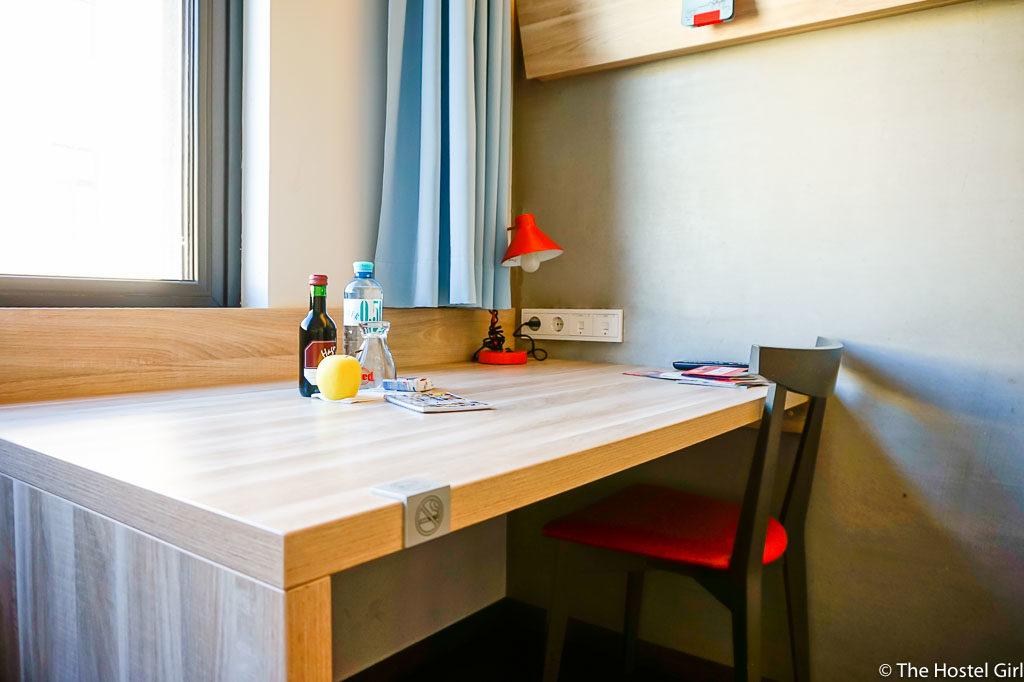 HOSTEL REVIEW MEININGER Hotel Vienna Downtown Franz-4