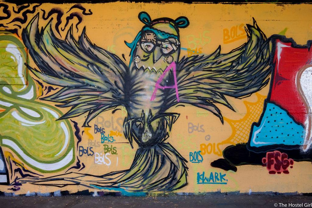How To Find Street Art In Vienna -13