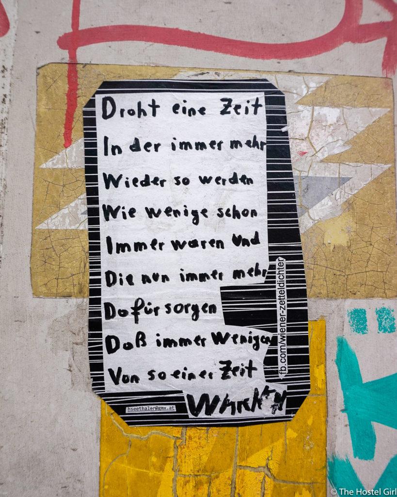 How To Find Street Art In Vienna -17