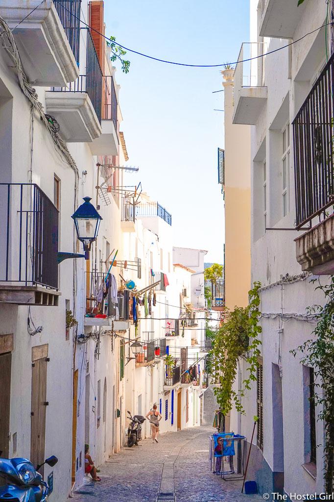 Ibiza Town - A Day in Eivissa -20