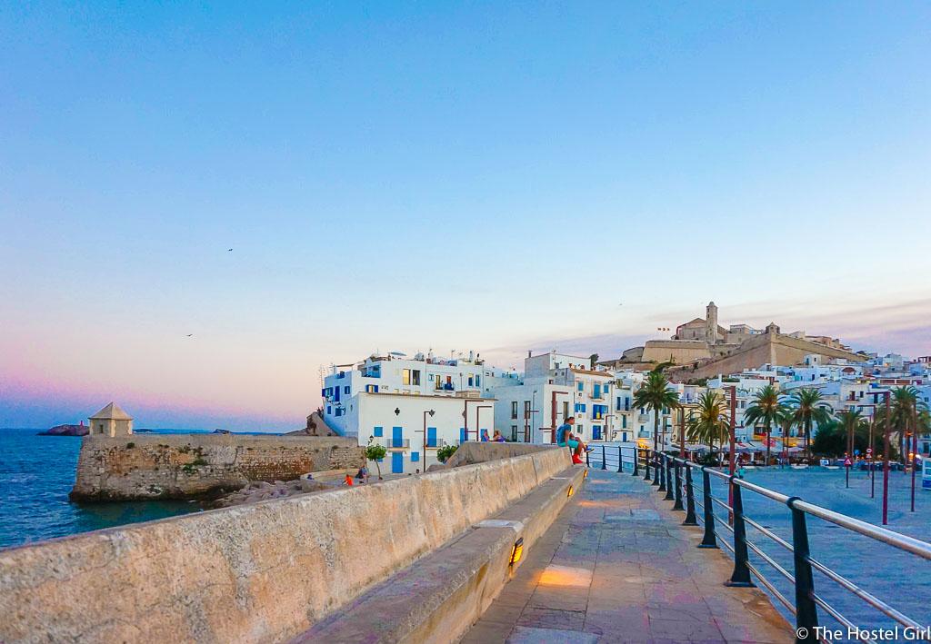Ibiza Town - A Day in Eivissa -29