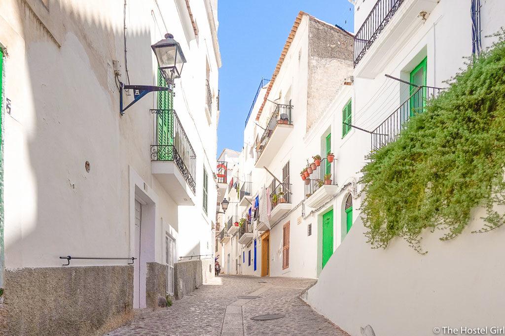 Ibiza Town - A Day in Eivissa -8