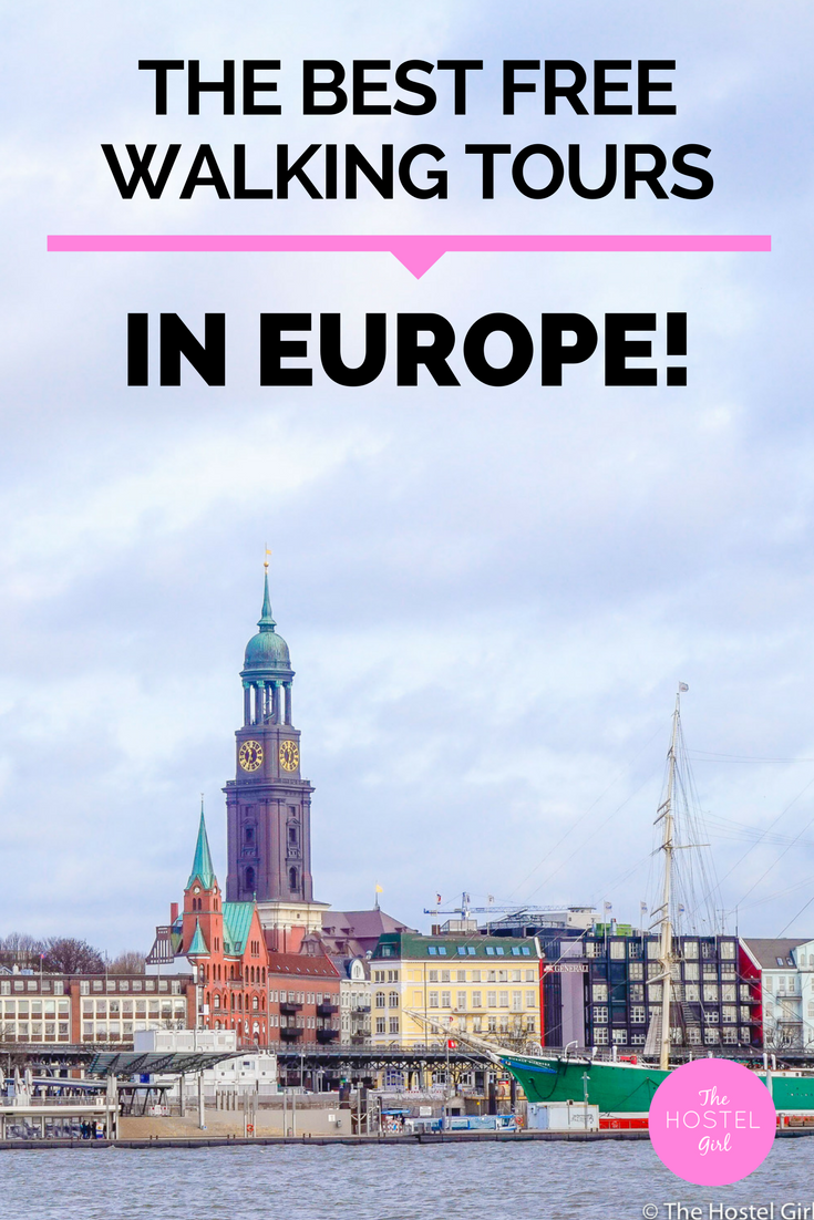 Of The Best Free Walking Tours In Europe The Hostel Girl - Best europe tours
