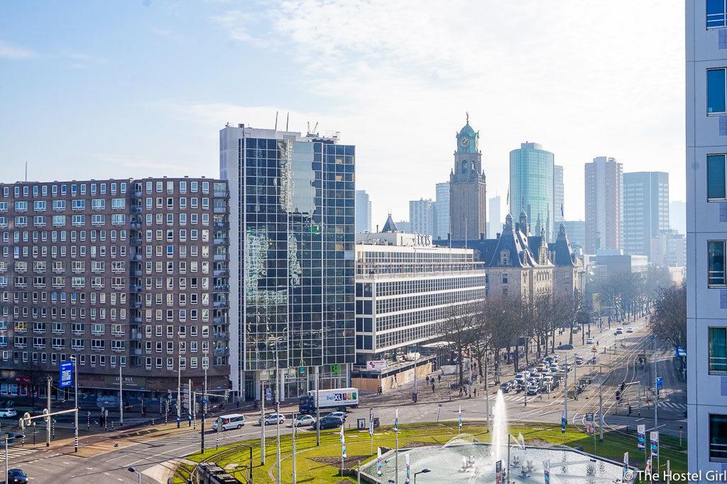 Op Het Dak - Fine & Fresh Dining Amongst The Rooftops of Rotterdam -1