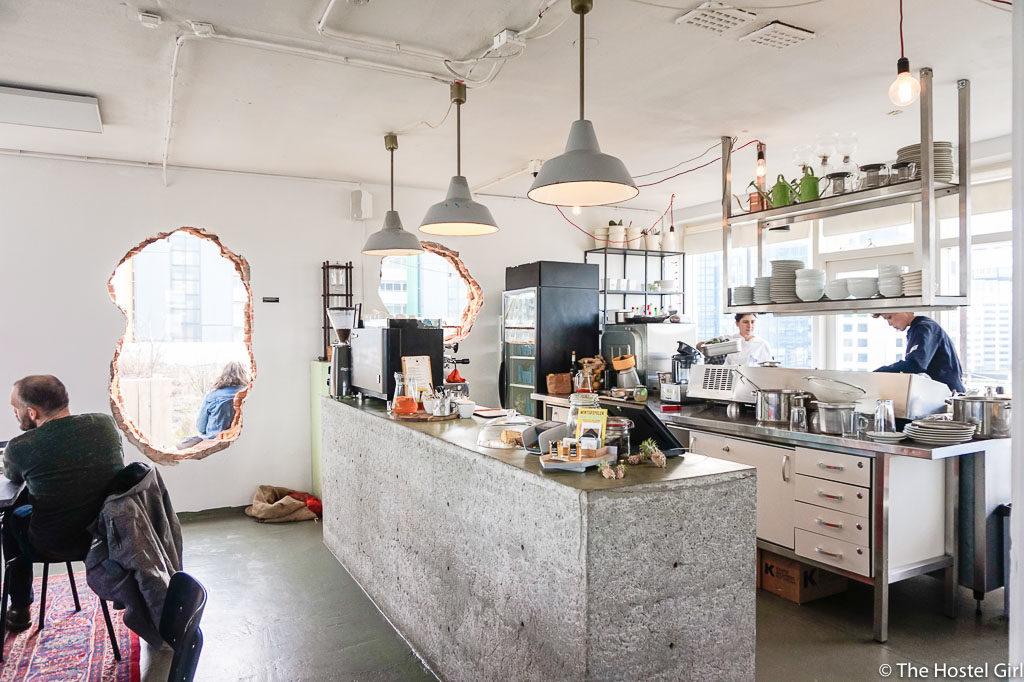 Op Het Dak - Fine & Fresh Dining Amongst The Rooftops of Rotterdam -10