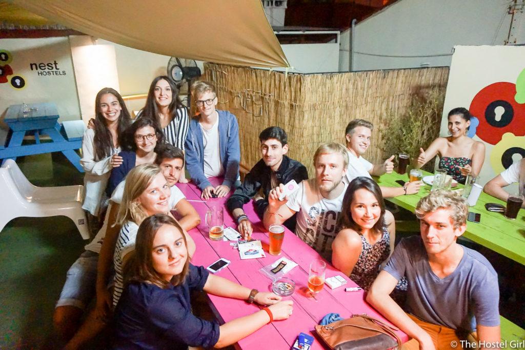 10 Of The BEST Hostels In Europe -5
