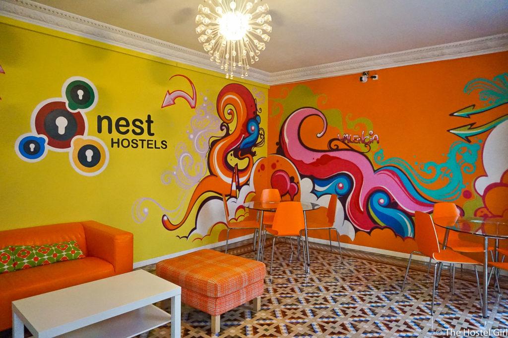 10 Of The BEST Hostels In Europe -6