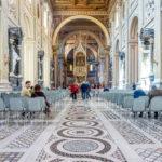 Cosmatesque Mosaic Style Churches of Rome - 15