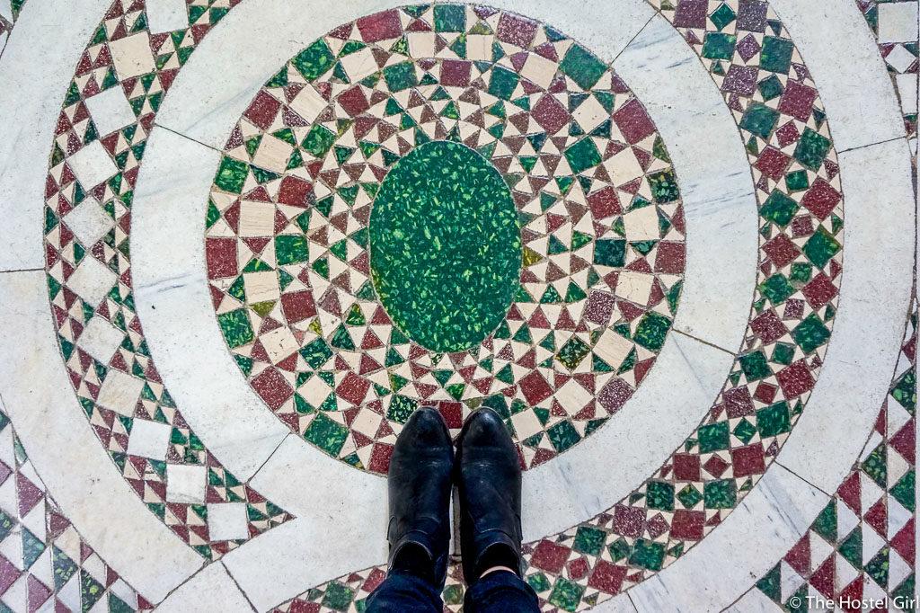 Cosmatesque Mosaic Style Churches of Rome - 17