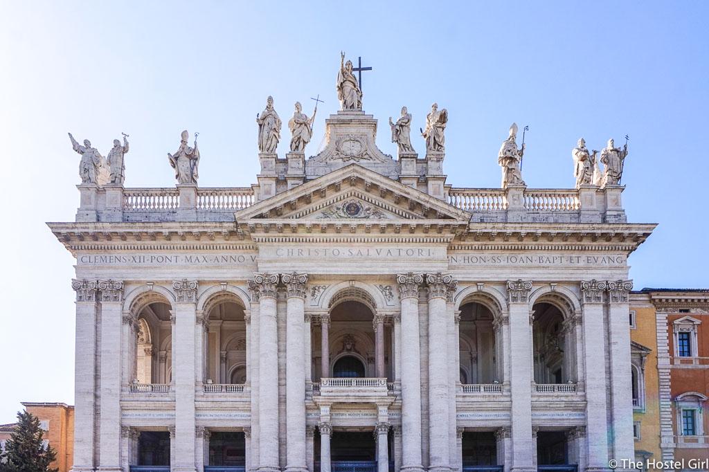 Cosmatesque Mosaic Style Churches of Rome - 18