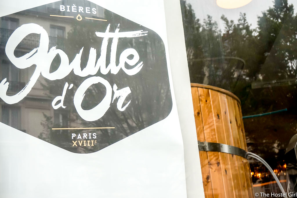 Craft Beer in Paris - Brasserie de la Goutte d'Or -1