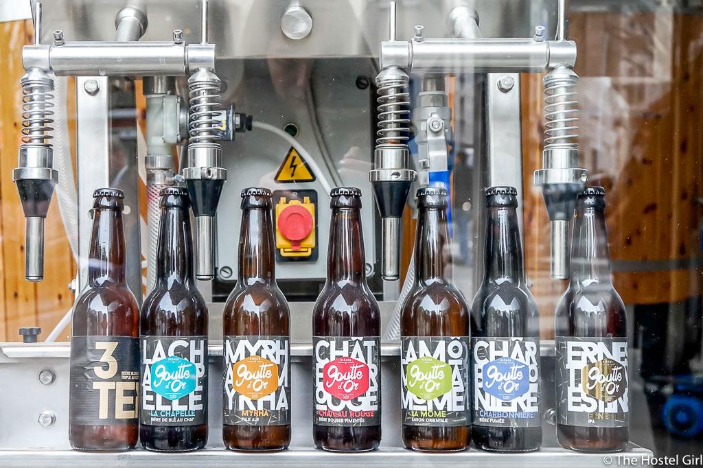 Craft Beer in Paris - Brasserie de la Goutte d'Or -10