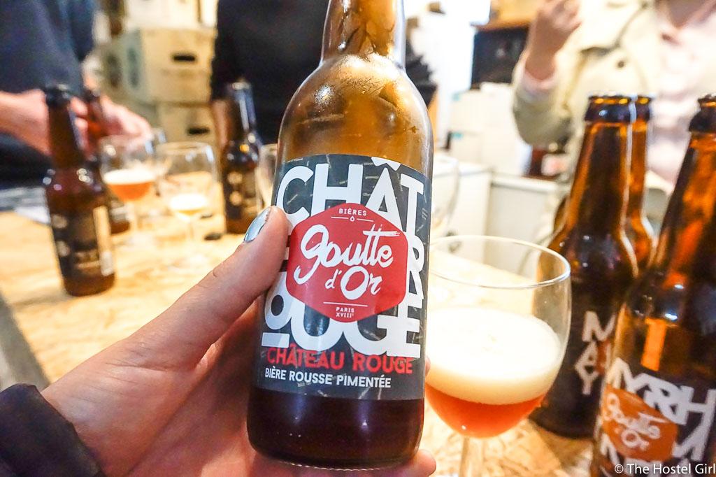 Craft Beer in Paris - Brasserie de la Goutte d'Or -12
