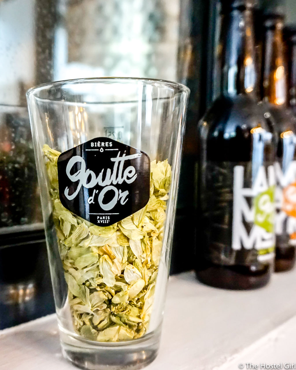 Craft Beer in Paris - Brasserie de la Goutte d'Or -13