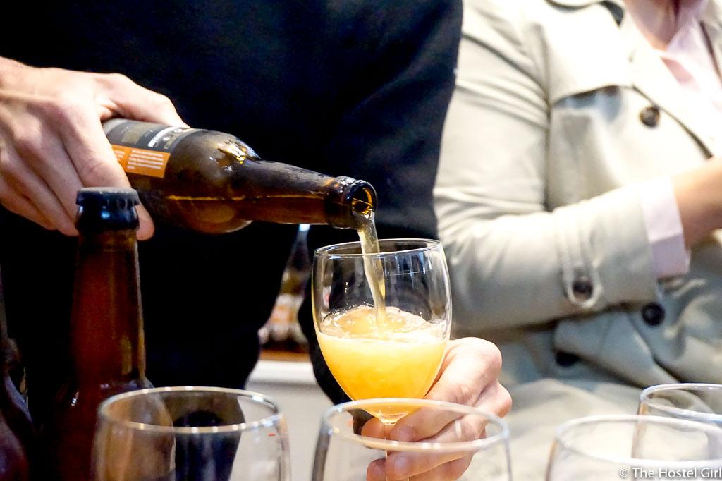 Craft Beer in Paris - Brasserie de la Goutte d'Or -7