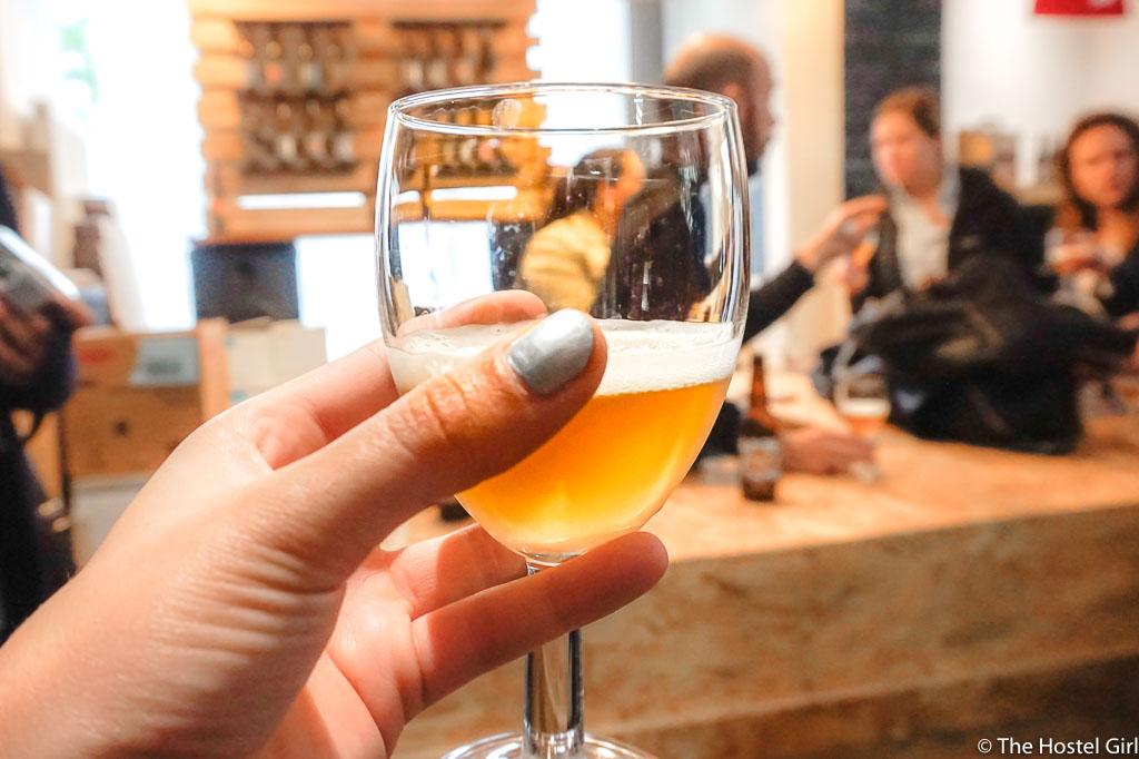 Craft Beer in Paris - Brasserie de la Goutte d'Or -8
