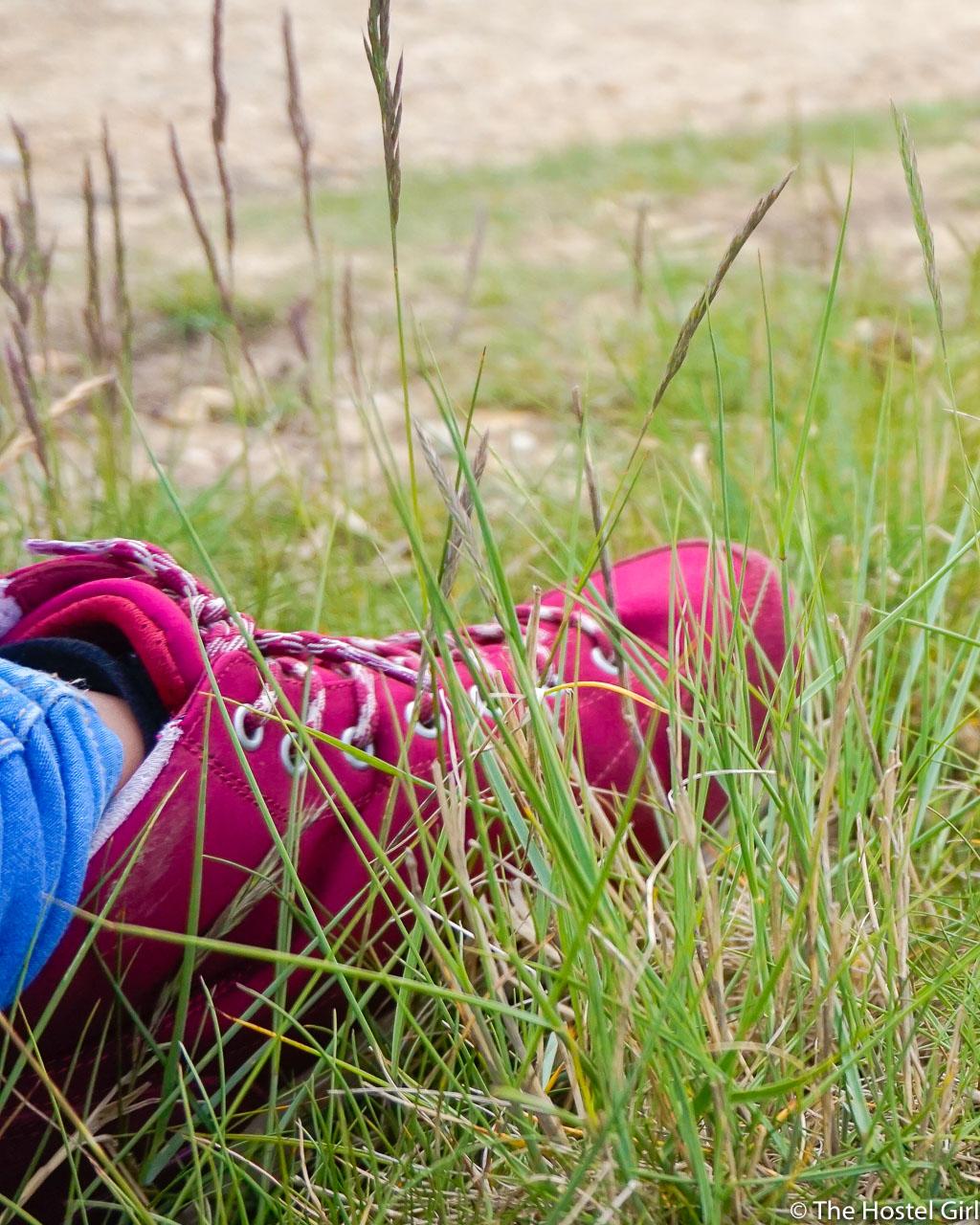 Gear Review Redwood Women's Waterproof Boots by Mountain Warehouse -3