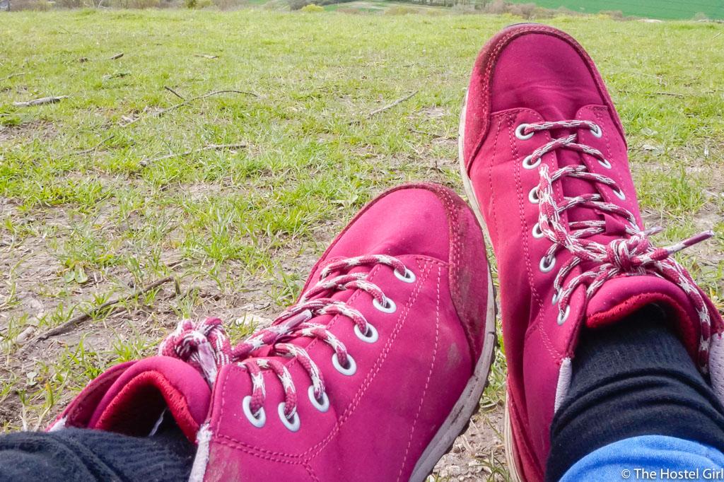 Gear Review Redwood Women's Waterproof Boots by Mountain Warehouse -6