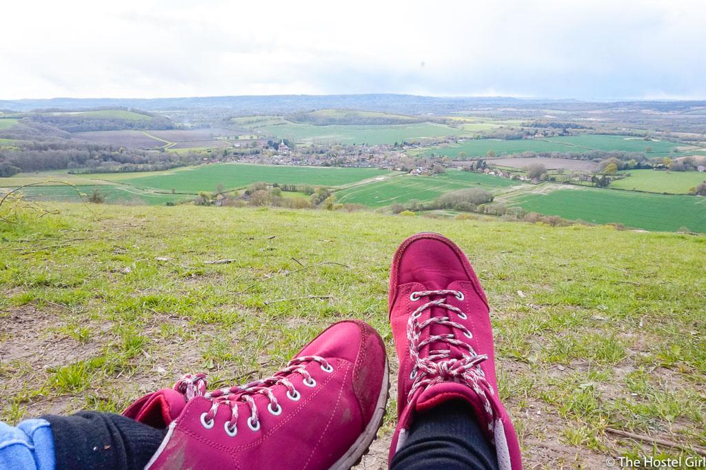 Gear Review Redwood Women's Waterproof Boots by Mountain Warehouse -7
