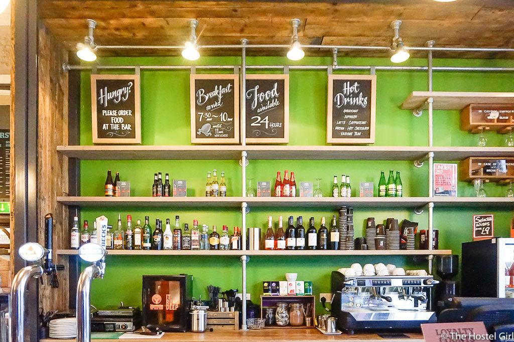 YHA Brighton Hostel Review -11