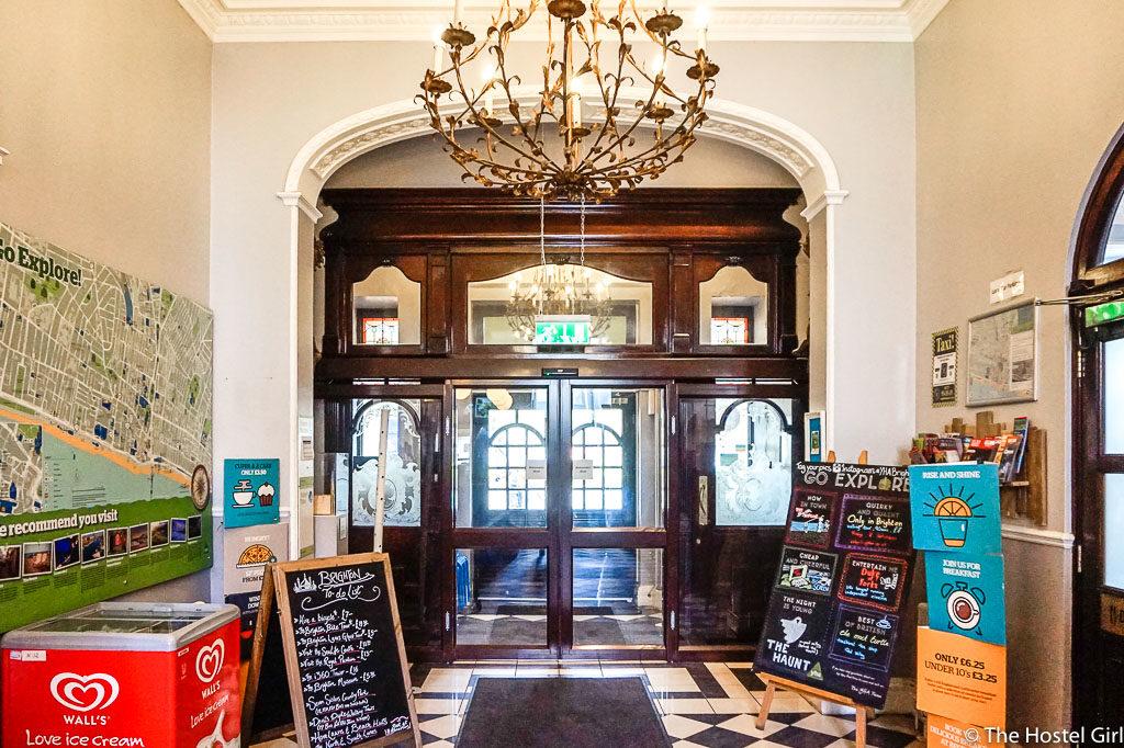 YHA Brighton Hostel Review -20