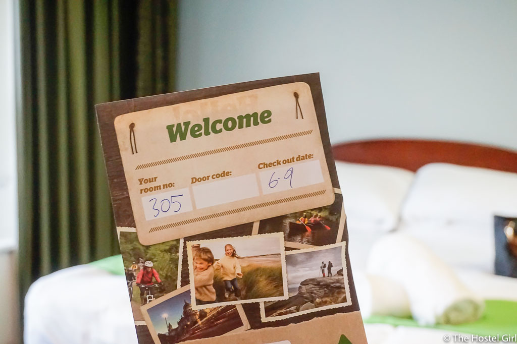 YHA Brighton Hostel Review -6