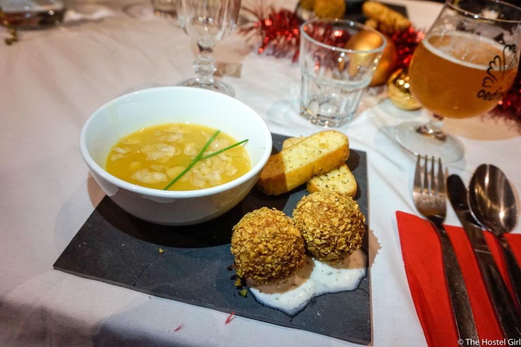 ClinkNOORD Vegan Christmas Dinner With Clink Hostels -4