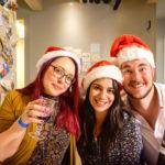 ClinkNOORD Vegan Christmas Dinner With Clink Hostels -7
