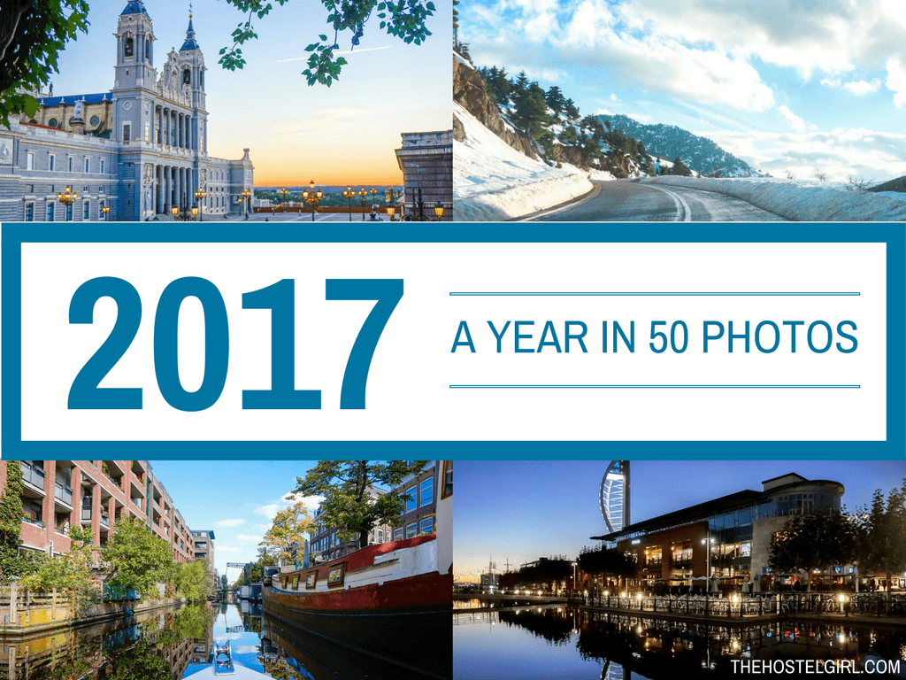 2017 - A Year of Travel in 50 Photos